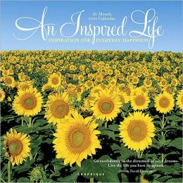 2011 An Inspired life Wall Calendar
