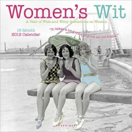 2012 Women's Wit Wall Calendar