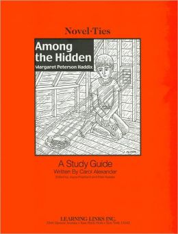 Among the Hidden: A Study Guide (Novel-Ties Study Guides Series)