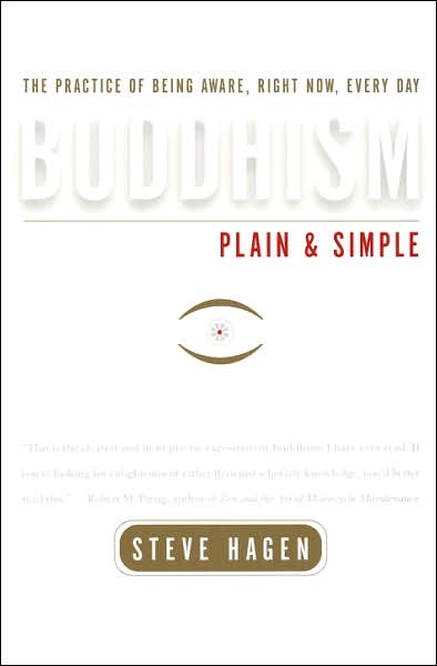 Ebook epub download free Buddhism Plain and Simple in English  by Steve Hagen 9780767903325