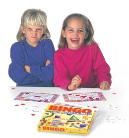 BINGO Easy Sight Words : A Fun Way to Build Beginning Word Recognition Skills