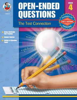 Open-Ended Questions, Grade 5 (The Test Connection) Lesli Evans