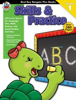 Best Buy Bargain Plus, First Grade Skills and Practice
