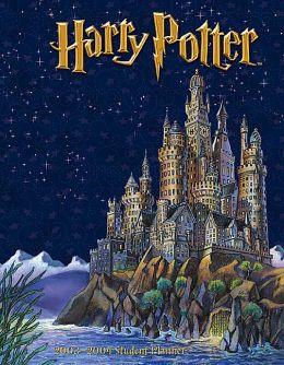 2004 Harry Potter Student Planner