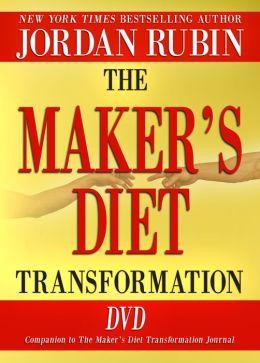 The Maker's Diet Transformation DVD