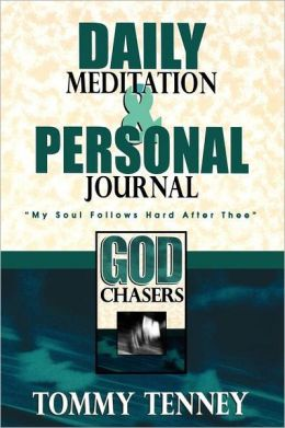 God Chasers Daily Meditation And Journal
