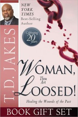 Woman Thou Art Loosed Book Gift Set