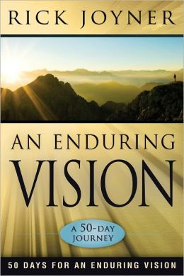 An Enduring Vision: 50 Days for an Enduring Vision