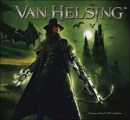 2005 Van Helsing Wall Calendar
