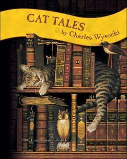 2007 Wysocki Cat Tales Engagement Calendar
