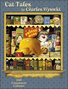 2008 Wysocki Cat Tales Engagement Calendar