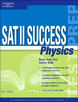 Peterson's SAT II Success Physics