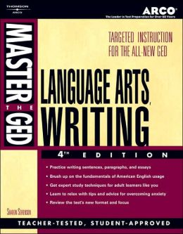 Master the GED-Language Arts, Writing