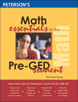 Math Essentials for the Pre-GED Student