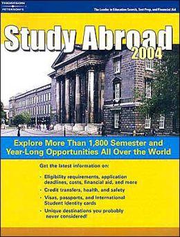Study Abroad 2004