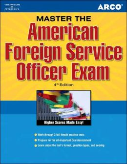 Master the American Foreign Service Officer