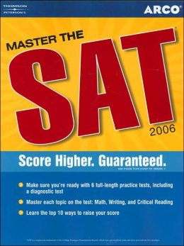 Master the SAT, 2006
