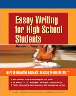 essay writing for high school student What are the requirements for a high school essay high school students are required to write essays on a variety of topics which at.