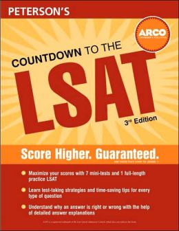 Countdown to the LSAT