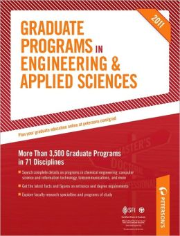 Graduate Programs in Engineering & Applied Sciences