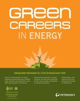 Green Careers in Energy: State and Federal Workforce Training: Chapter 8 of 8