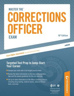 Peterson's Corrections Officer Practice Test 4