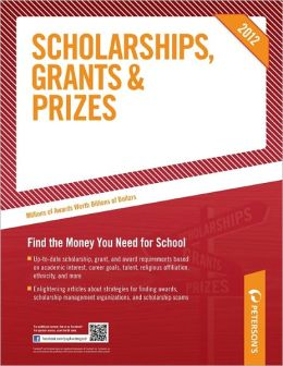 Scholarships, Grants & Prizes 2012