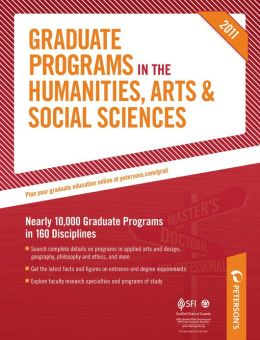 Peterson's Graduate Programs in the Interdisciplinary Studies 2011, Section 14 of 27