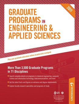 Peterson's Graduate Programs in Engineering Design, Engineering Physics, Geological, Mineral/Mining, & Petroleum Engineering, and Industrial Engineering 2011: Sections 11-14 of 20