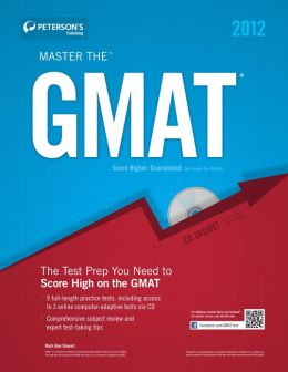 Peterson's Master the GMAT - Practice Test 4 (of 6)