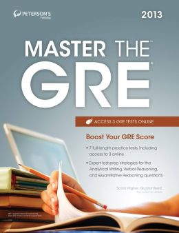 Master the GRE: Analytical Writing: Part III of V
