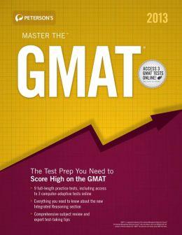Master the GMAT: GMAT Verbal Section: Part VI of VI