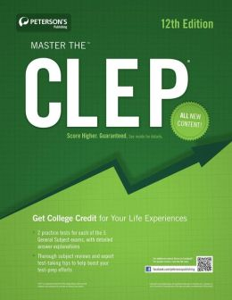 General Studies subjects college mathematics clep test