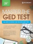 Book Cover Image. Title: Master the GED Test, Author: Peterson's