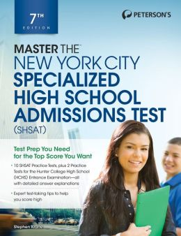 Master the New York City Specialized High School Admissions Test