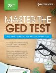 Book Cover Image. Title: Master the GED Test, 28th Edition, Author: Peterson's