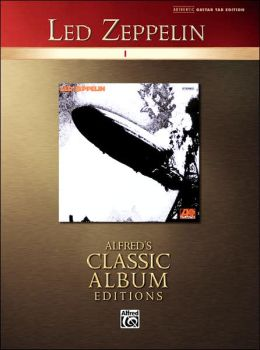 Classic Led Zeppelin I: Authentic Guitar TAB
