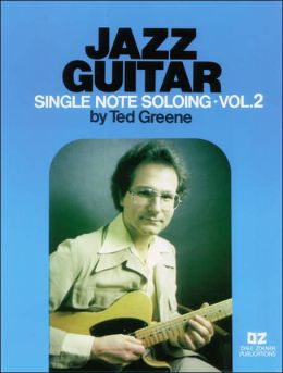 Jazz Guitar Single Note Soloing, Vol 2