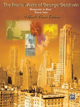 Rhapsody in Blue (Original): Piano Solo