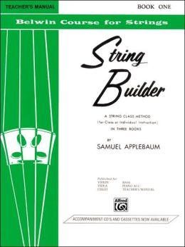 String Builder, Bk 1: Teacher's Manual