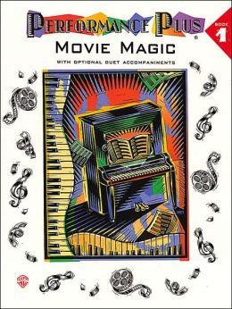 Performance Plus, Bk 1: Popular Music -- Movie Magic