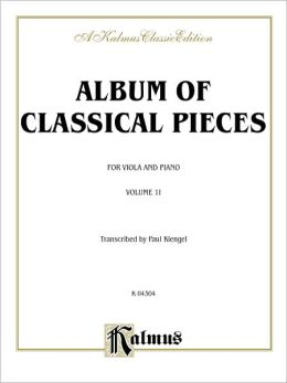Album of Classical Pieces, Vol 2
