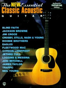 The New Essential Classic Acoustic Guitar