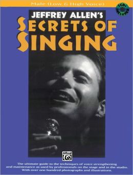 Secrets of Singing: Male (Low & High Voice), Book & 2 CDs