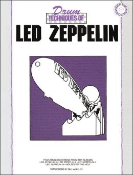 Led Zeppelin/Drum Techniques