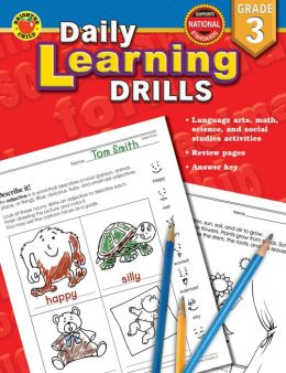 Daily Learning Drills Grade 3