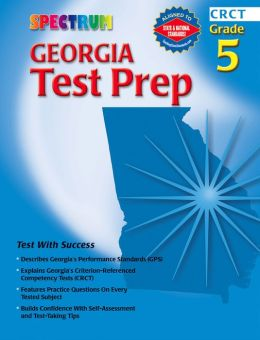 Spectrum Georgia Test Prep, Grade 5 (CRCT)