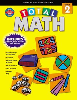 Total Math, Grade 2(Total Math Series)
