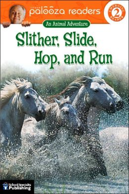 Marsupial Sue Slither, Slide Hop & Run