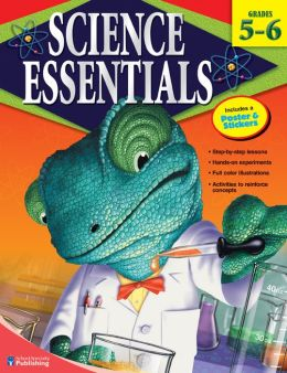 Science Essentials, Grades 5-6 [With Sticker(s) and Poster]